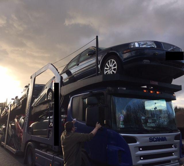 Transport Samochodu Z Anglii Laweta Z Anglii Do Polski Koszt
